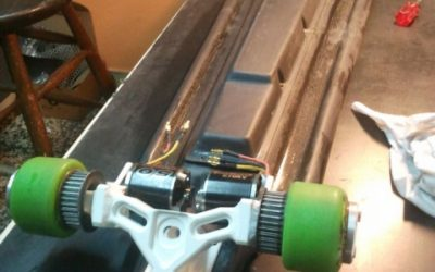 Wackyboard – list of home made Electric skateboards