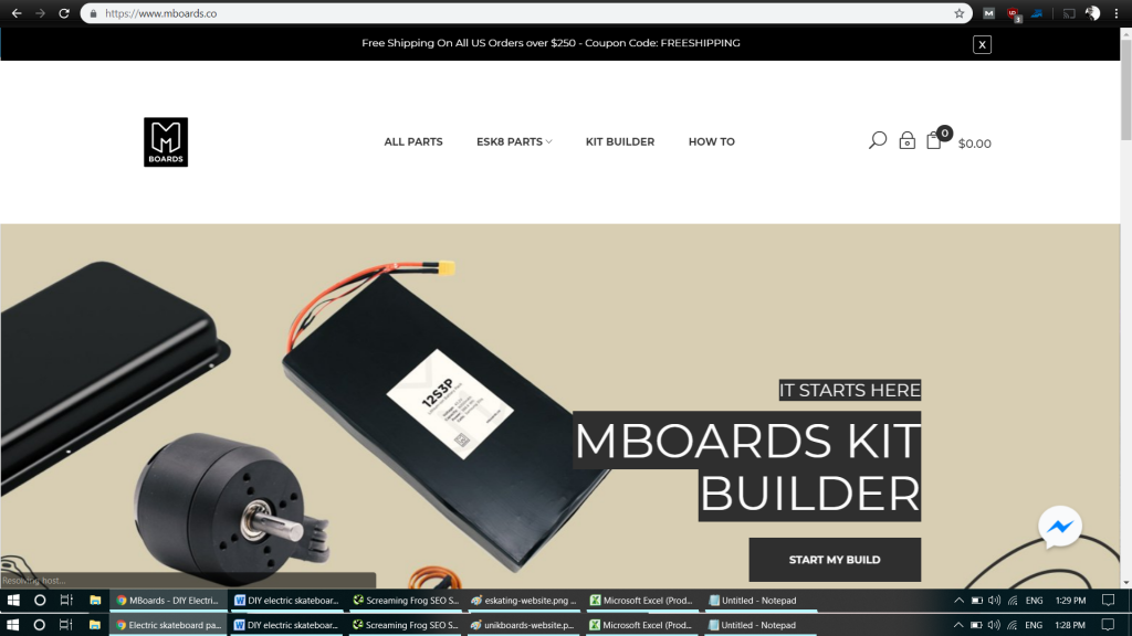 Supplier of Electronic Skateboard Kits and Parts 4