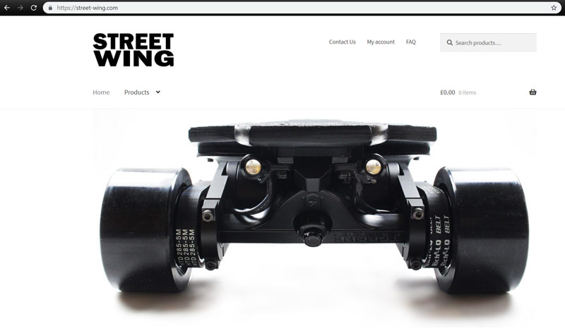 Supplier of Electronic Skateboard Kits and Parts 5